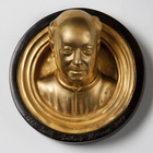 Lorenzo Ghiberti - Self Portrait from the Gates of Paradise